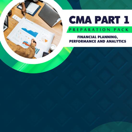 CMA Part 1 Preparation Pack 2021