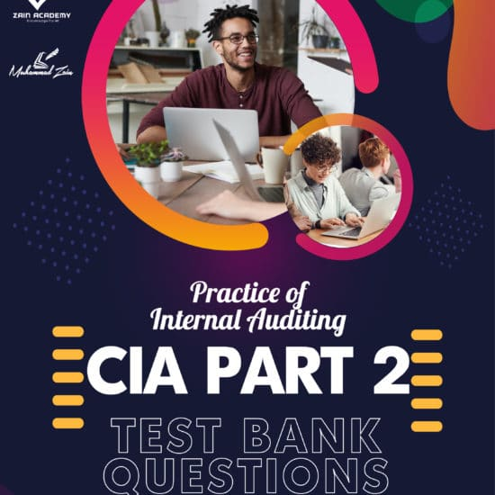 CIA Part 2 Test Bank Questions 2022