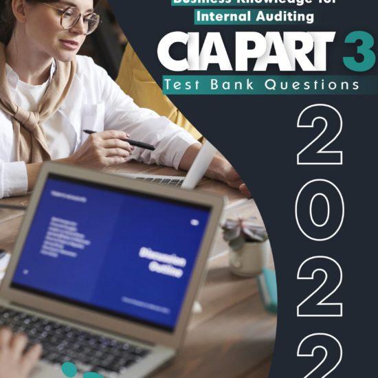cia part 3 test bank questions 2022
