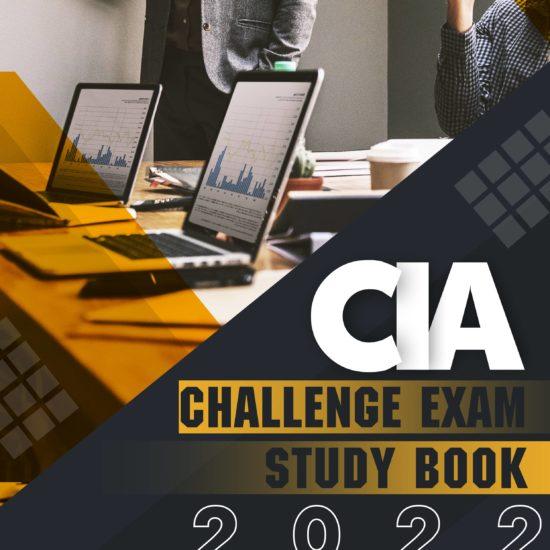 cia challenge exam study book 2022