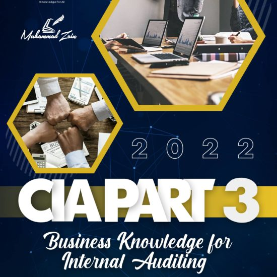 cia part 3 business knowledge for internal auditing 2022
